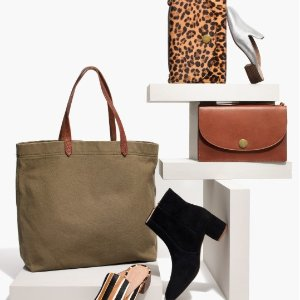 20% OffFavorite Shoes & Bags Sale @ Madewell