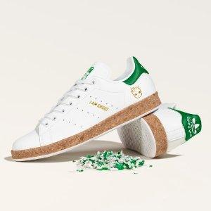 3月31日上架 定价£75预告:银河护卫队 x Adidas Stan smith 联名鞋即将发售 超萌树人宝宝