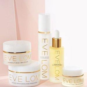 限时78折 低至£12闪购:Eve Lom 卸妆膏、急救面膜热卖 肌肤更白净通透