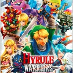 $60.99 (原价$79)  游戏最终版Nintendo任天堂 Switch Hyrule Warriors