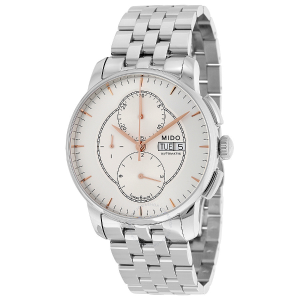 $625 + Free ShippingDealmoon Exclusive: MIDO Baroncelli Automatic Chronograph Men's Watch