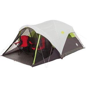 Coleman 户外露营帐篷 最多容纳6人