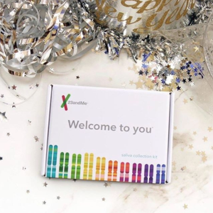 $6923andMe DNA Test Ancestry Personal Genetic Service
