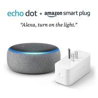 Amazon Echo Dot 第三代 + 智能插头