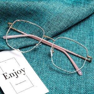 包含防蓝光近视/平光镜片Aisley 时尚大框眼镜,2色可选