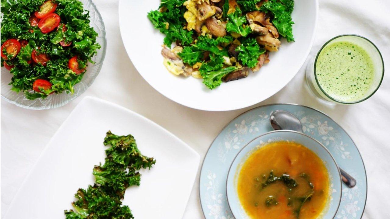 健康营养低热量的Super Food羽衣甘蓝怎么做?这五种花式吃法送给你!