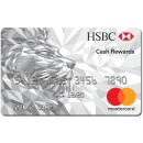Earn a $150 cash rewards HSBC Cash Rewards Mastercard® credit card