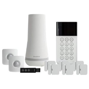 SimpliSafe Shield Home Security System White SS3-02