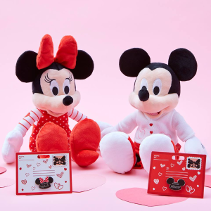 Today Only: Buy One Get One for $2Plush Sale @ shopDisney