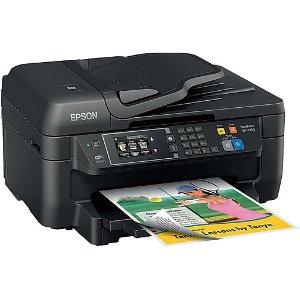 Epson WorkForce WF-2760 Wireless All-In-One Printer