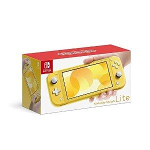 Nintendo黃色