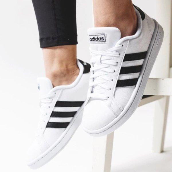 Grand Court 女款运动鞋
