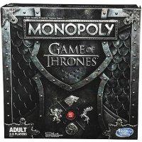 MONOPOLY 大富翁 权力的游戏主题