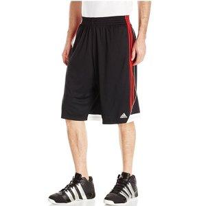 adidas Men's Basketball 3G Speed 2.0 Shorts On Sale @ Amazon