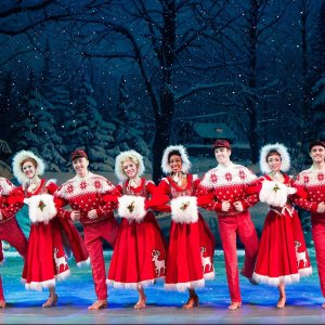 Tickets on saleIrving Berlin's White Christmas US Tour