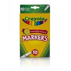 Crayola水笔10支装
