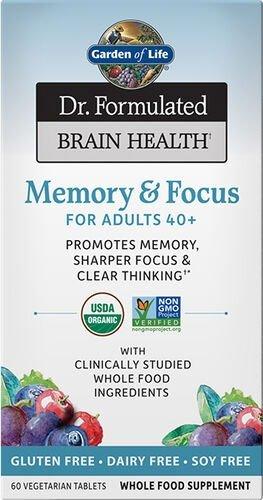 40岁提高记忆力专注力 60粒