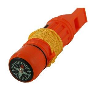 5 in 1 Emergency Survival Whistles