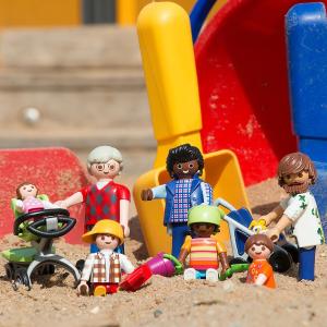 满$50享7.5折Playmobil 德国儿童拼装玩具Memorial Day促销  碧海蓝天玩沙去