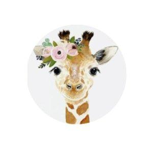 DIY 项链 长颈鹿款