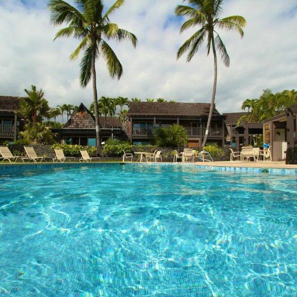 夏威夷州帕哈拉山海殖民酒店