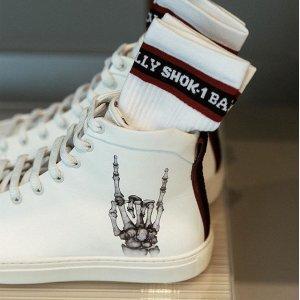 一律6折 情侣鞋配起来独家:Bally SHOK-1合作系列促销 520献礼