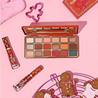 $49New Arrivals: Too Faced Gingerbread Eye Shadow Palette