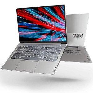 $724 另i7-1165G7版$804ThinkBook 13s Gen2 轻薄本 (i5-1135G7, 2K, 16GB, 512GB)