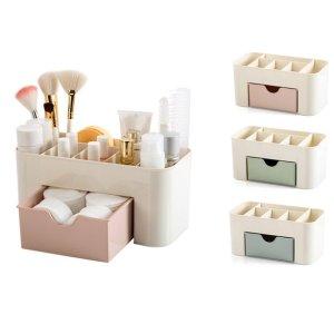 低至$12.95 收纳神器Groupon 桌面美妆、小饰品收纳盒热卖 多色可选