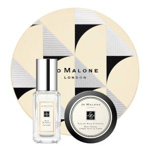 7.5折 蓝风铃+英国梨仅€20逆天价:Jo Malone 2020圣诞限定套装 收钻石瓶香氛