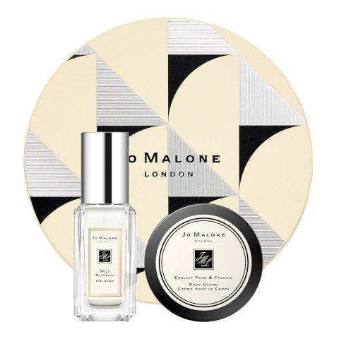 蓝风铃+英国梨套装€27.45惊喜上新:Jo Malone 2020圣诞限定套装 收钻石瓶香氛
