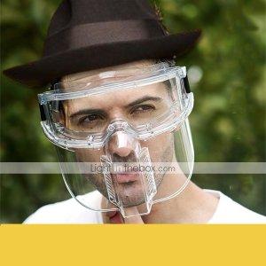 护目镜+面具