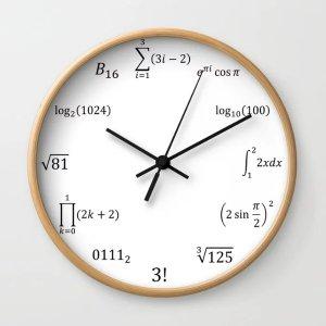 25% OffAll Wall Clocks @ Society6
