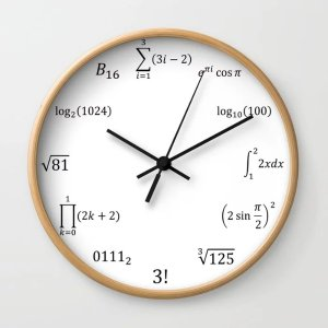 25% OffAll Wall Clocks @ Society6