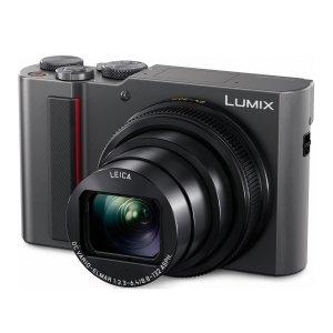 独家:PANASONIC LUMIX ZS200 4K 15X光学变焦 数码相机