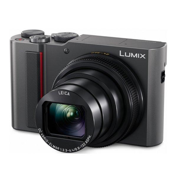 LUMIX ZS200 4K 15X光学变焦 数码相机