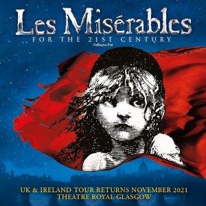 £10起 2021年9月音乐剧正式回归悲惨世界买票渠道汇总    Les Miserables票价、座位实时更新