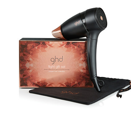 With Your Purchase Of Any Ghd Flat Iro Hairdryer Or Curler
