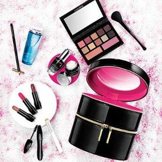 $68换购价值$460圣诞大礼包HSN Lancôme 美妆护肤品热卖 独家小黑瓶套装变相6.2折