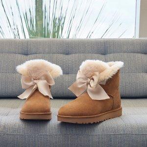 低至4折 豆豆鞋$48独家:UGG Australia官网 Closet折扣区上新 限时大促