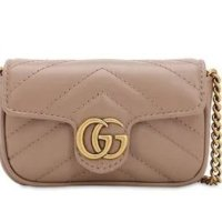 上新:Gucci  GG MARMONT 手包链条包二合一 抢先官网一步!