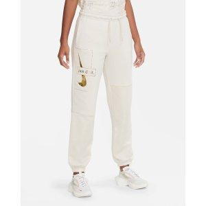 Nike粉丝晒货同款Logo 卫裤