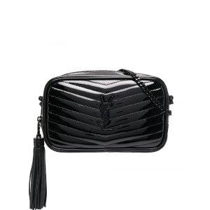 Saint LaurentMonogram Leather Mini Bag