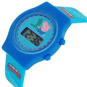 售价£6.99,凑单好物小猪佩奇主题儿童手表