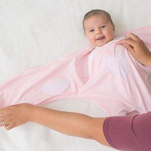 低至$14.72SwaddleMe 婴幼儿睡袋、睡眠安抚玩具、床楔等特卖