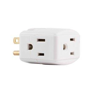 $4.36GE室内3插头电插座