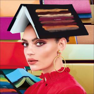 $12.75起(原价$17)最后一天:MAC Cosmetics官网 Art Library 系列7.5折热卖 哑光超迷人