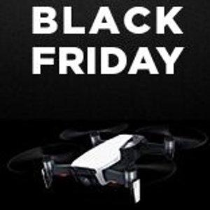 最高可降$400+黑五价:DJI大疆 精选无人机、摄影设备热卖