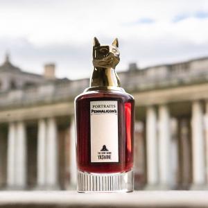 9折 + 返券$20、送中样Penhaligon's 兽首系列独立香氛 罗斯公爵夫人(狐狸)
