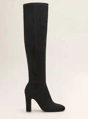 High heel boots -  Women | Mango USA